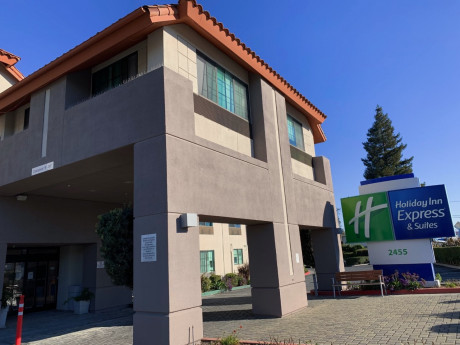 Welcome To Holiday Inn Express & Suites Santa Clara - Holiday Inn Express & Suites Santa Clara