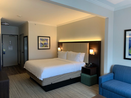 Welcome To Holiday Inn Express & Suites Santa Clara - Standard Room