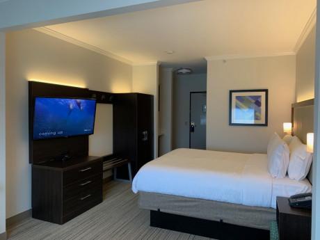 Welcome To Holiday Inn Express & Suites Santa Clara - Queen Studio Suite - Non Smoking