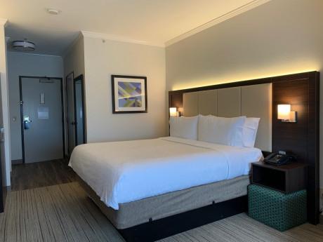 Welcome To Holiday Inn Express & Suites Santa Clara - King Studio Suite - Non Smoking