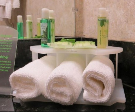 Welcome To Holiday Inn Express & Suites Santa Clara - Signature Toiletries