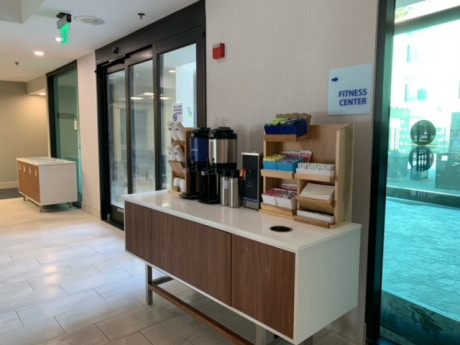 Welcome To Holiday Inn Express & Suites Santa Clara - Lobby