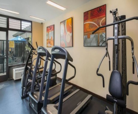 Welcome To Holiday Inn Express & Suites Santa Clara - Fitness Center